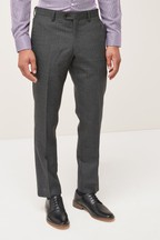 Marzotto Texture Suit: Trousers