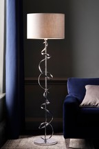 Ribbon Touch Floor Lamp