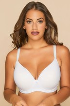 Yours Curve Moulded Padded T-Shirt Bra DD+