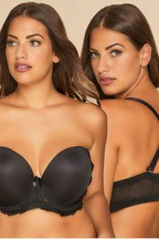 Yours Curve Multiway Padded Bra DD+