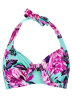 Pour Moi Heatwave Halter Underwired Top GG+