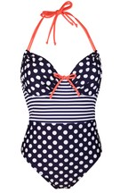 Pour Moi Sea Breeze Adjustable Halter Underwired Swimsuit