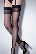 Pour Moi Bliss - Geo Sheer 12 Denier Stocking