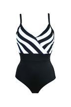 Pour Moi High Line Control Swimsuit
