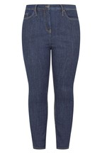 Yours Luxe Control Slim Leg Jeans