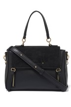 Forever New Florence Zip Detail Bag