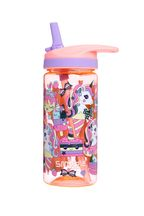 Smiggle Hooray Junior Water Bottle With Removable Silicone Spout