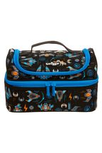 Smiggle Good Vibes Double Decker Lunchbox