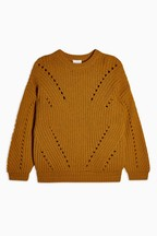 Topshop Recycled Knitted Jumper