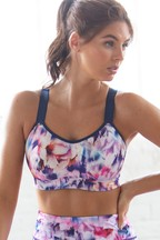 Pour Moi Energy Underwired Lightly Padded Convertible Sports Bra E+