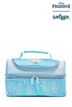 Smiggle Disney's Frozen 2 Double Decker Lunchbox