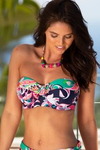 Pour Moi Havana Breeze Strapless Padded Top