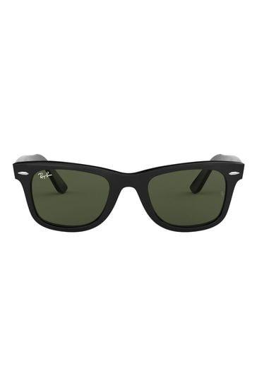 3acaf2d9f5fc0 Buy Ray-Ban® Black Wayfarer Sunglasses from Next Peru