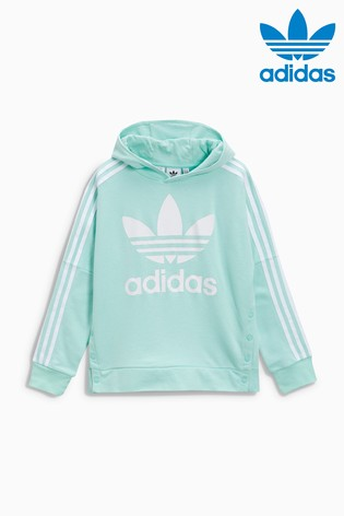 size 40 22980 839d4 adidas Originals Mint Green Hoody ...