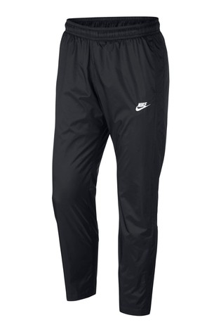 Llamarada político Adversario  Buy Nike Black Woven Joggers from the Next UK online shop
