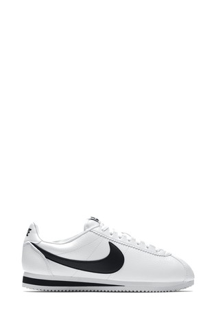 pretty nice 322a1 898ee Nike Classic Cortez Leather Trainers