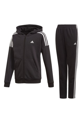 Buy adidas 3 Stripe Tracksuit from the