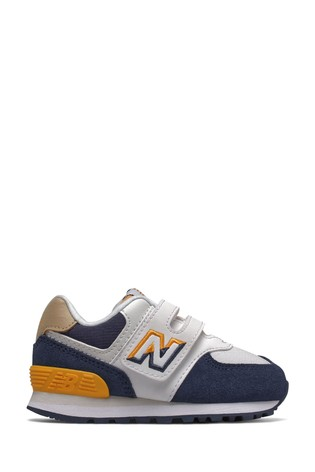 Buy New Balance 574 Infant Trainers