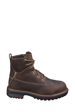 Reunir Corea Cartas credenciales  Buy Timberland® Pro Brown Hightower Lace-Up Safety Boots from the Next UK  online shop