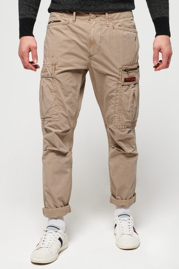 color brilliancy well known great fit Superdry Parachute Cargo Pant