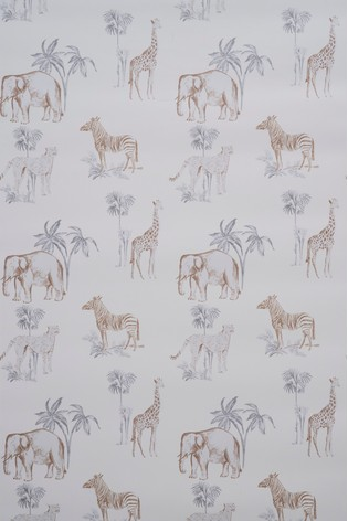 Paste The Paper Safari Wallpaper