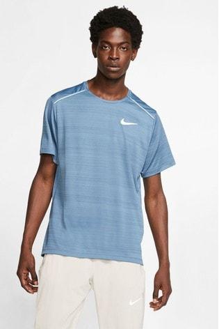Nike Miler Short Sleeve T Shirt