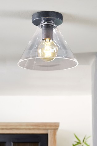 Buy Cleveland Flush Ceiling Light From The Next Uk Online Shop
