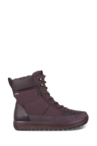 ECCO® Soft 7 Tred Lace Gore-Tex Boots