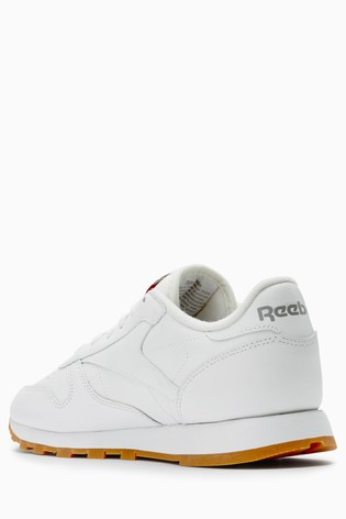 38dc3f0f3a5c Buy Reebok White Classic from the Next UK online shop