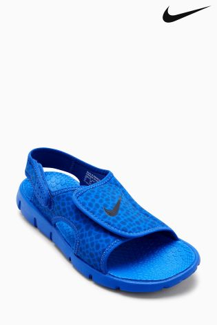 34e827736092 Buy Nike Blue Sunray Adjust 4 from Next Netherlands