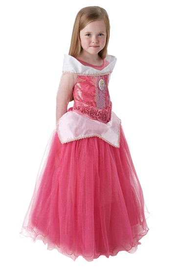 Buy Rubies Pink Sleeping Beauty Premium Fancy Dress Costume From The Next Uk Online Shop
