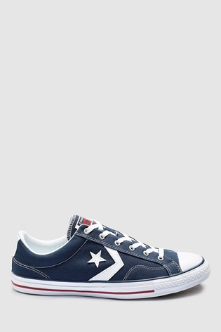 Buy Converse Star Player Ox Trainers from the Fitforhealth online shop
