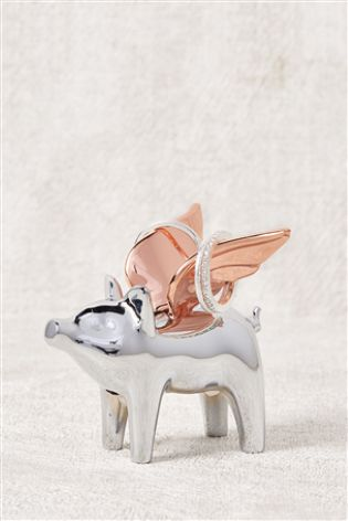 Buy Flying Pig Ring Holder from Next Netherlands 9ab9e32eb