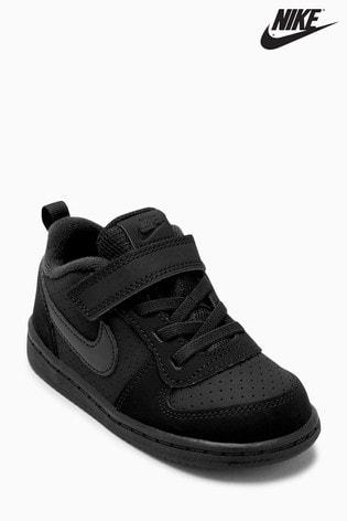 newest e2063 4121c Nike Court Borough Low Velcro ...