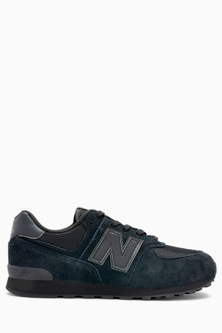 quite nice 6e405 2e762 New Balance Youth 574 Trainers