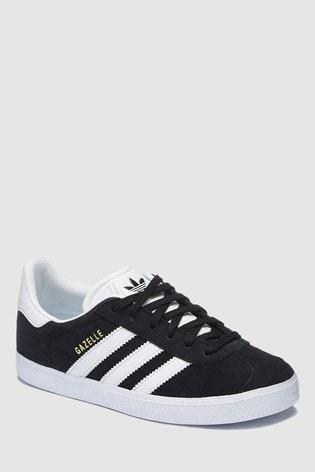 genuine shoes best choice uk availability adidas Originals Gazelle Youth Trainers