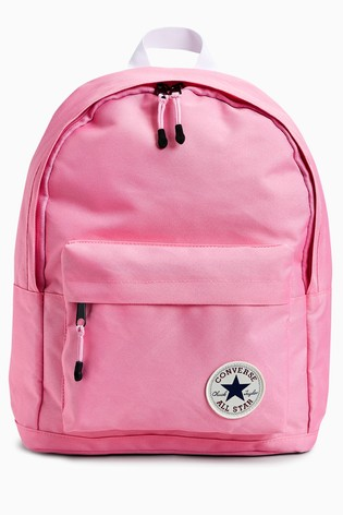 pink converse bag