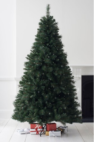 Christmas Tree Pictures.300 Led Woodland Pine 7ft Christmas Tree