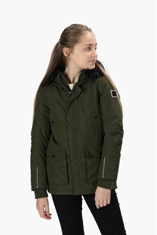 Regatta Proktor Parka Waterproof and Breathable Insulated Jacket