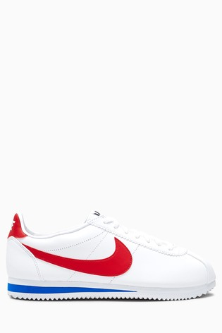 innovative design 7bf2d 5b85c Nike Leather Cortez Trainers
