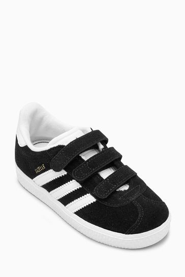 a220caf2188638 Buy adidas Originals Gazelle Velcro Youth from the Next UK online shop