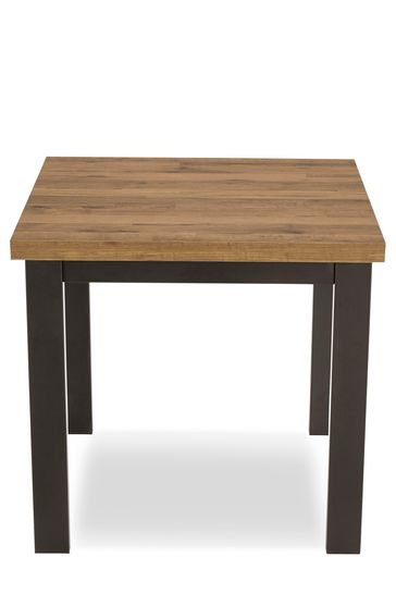 Buy Bronx 4 6 Seater Square To Rectangle Dining Table From The Next Uk Online Shop