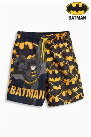 fa9c98c312 Buy Batman® Swim Shorts (3-12yrs) from Next Ireland