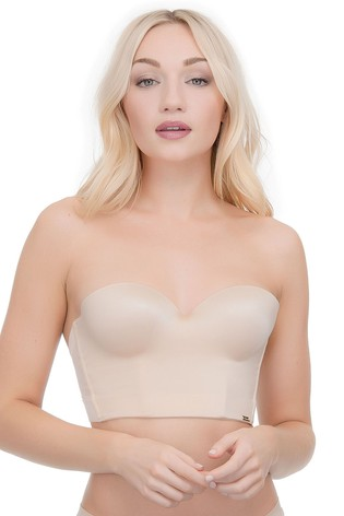 b6240704c1 Buy Ultimo® Nude Low Back Strapless Bra from Next Ireland