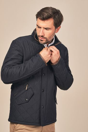 11df158b9237 Buy Barbour® Powell Quilted Jacket from the Next UK online shop