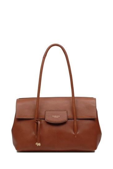 b01322d6cbe1 Buy Radley Tan Burnham Beeches Shoulder Bag from the Next UK online shop