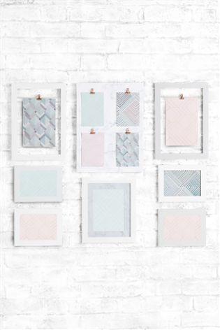 Buy 8 Pack Of Contemporary Frames from the Next UK online shop