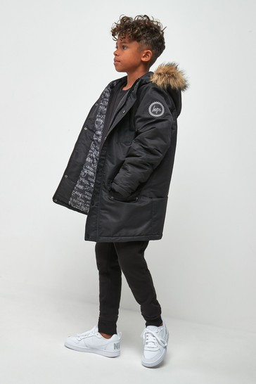 97b104946ca8 Buy Hype. Parka Jacket from the Next UK online shop