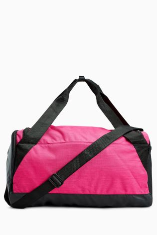 Buy Nike Pink Brasilia Small Training Duffel Bag from Next Ireland e811040467a67