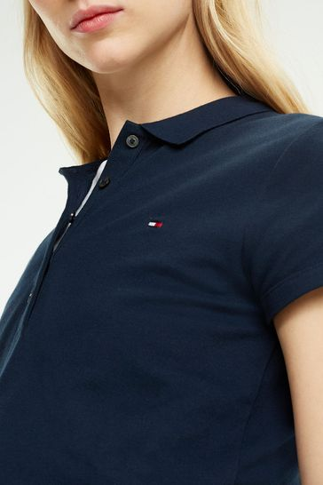a9063079 Buy Tommy Hilfiger Heritage Slim Polo from Next Italy